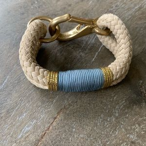 "Jewelry - THE ROPES ""THE KENNEBUNKPORT"" BRACELET"